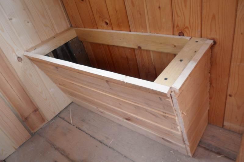 Ящик скамья на балкон пошаговая инструкция.